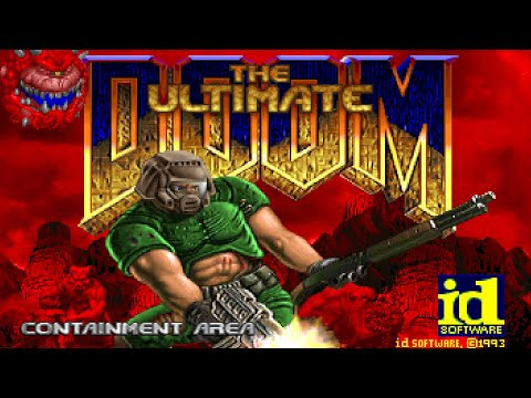 The Ultimate Doom E2M2: Containment Area |