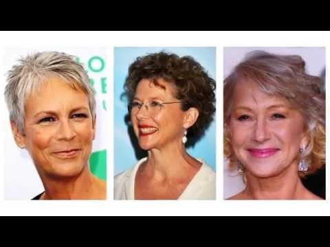 Mujeres maduras cortes de pelo