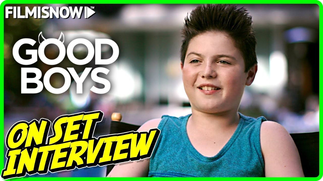 GOOD BOYS | Brady Noon