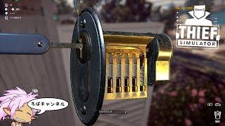 シミュレーター シーフ