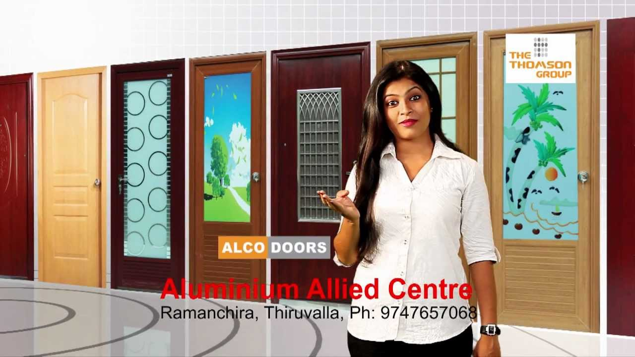 Bathroom Doors Trivandrum alco door - youtube