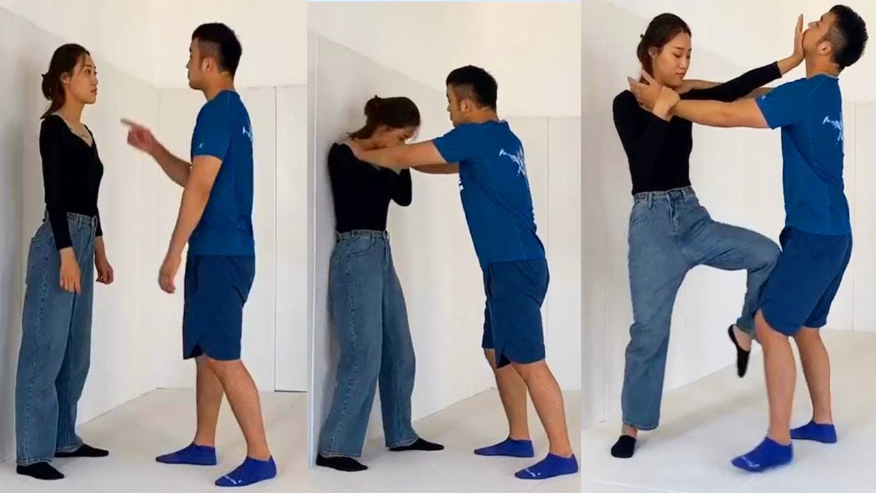 50 SELF DEFENSE TECHNIQUES AND SURVIVAL TRICKS YOU MUST KNOW #49