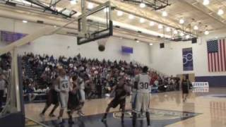 Halftime highlights: San Bernardino Valley College vs. Foothill