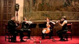 アレンスキー 弦楽四重奏第2番2楽章