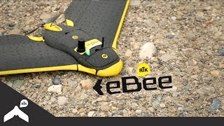 eBee RTK - The Survey-Grade Mapping Drone