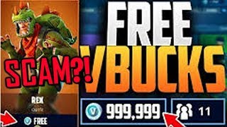 "FORTNITE 100% FREE VBUCKS ""GLITCH"" (Do NOT Try This at Home) Fortnite: BR Is There Free VBucks?"