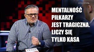 Wojciech Hadaj:  Polska piłka jest śmieszna i chora