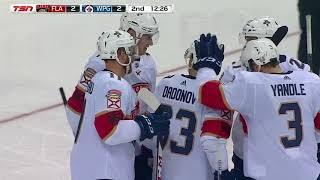 Florida Panthers vs Winnipeg Jets - February 18, 2018   Game Highlights   NHL 2017/18