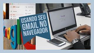 Logar com o gmail no navegador Chromme || UP KEY Software