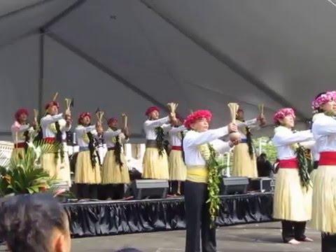 Hālau Nā Kamalei O Lililehua - For King Lunalilo