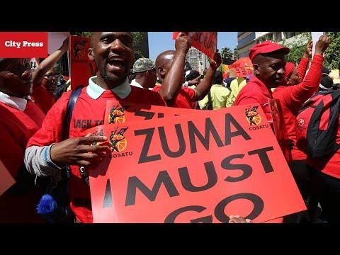 Zuma must go, not the ANC