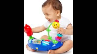 Baby Einstein Caterpillar and Friends Discovery Walker, Blue - Best Kids Ride on Toys