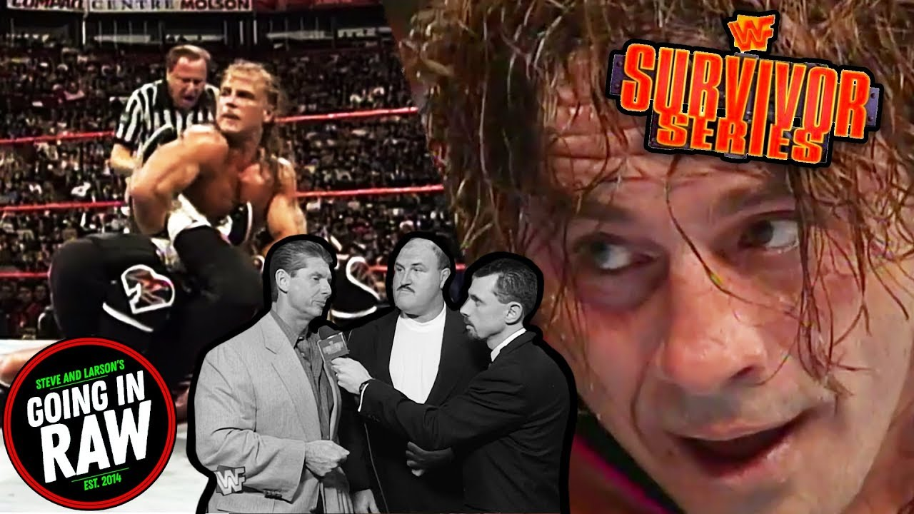 Going In Raw Reviews WWF Suvivor Series 1997: Montreal Screwjob (Going In Rawview Returns!)