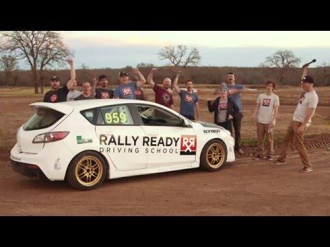 We go dirt drifting aka rally racing!
