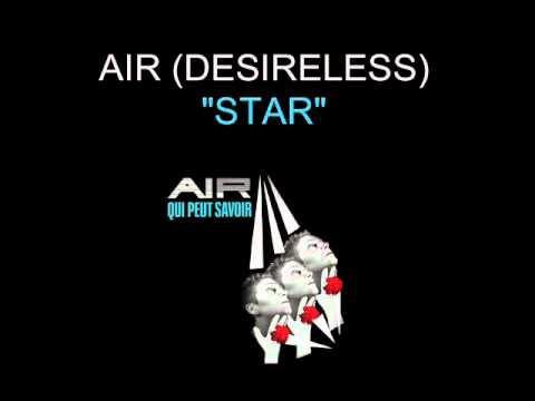 Air/Desireless - Star (Qui Peut Savoir, Face B), 1986