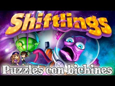 Probando Juegos: Shiftlings - Puzzles con bichines!