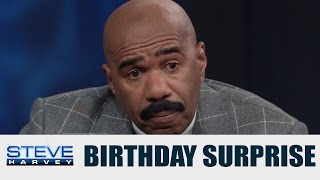 Steve Harvey: You can't see people struggle and do nothing || STEVE HARVEY