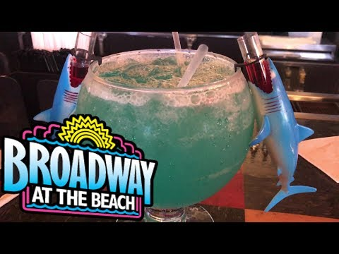Guide To Drinking at Broadway At The Beach in Myrtle Beach 2017 with The Legend
