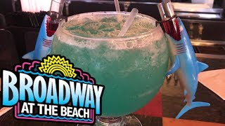 Guide To Drinking at Broadway At The Beach in Myrtle Beach with The Legend