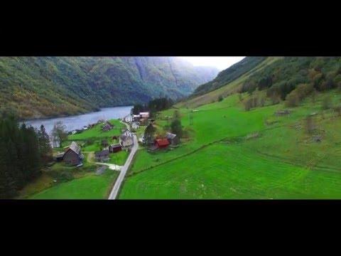 DJI Phantom 4k - Sogn og Fjordane, Norway