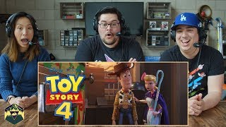 Toy Story 4 | Official Trailer Reaction