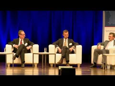 Diskussionsrunde: geschlossene Fonds und Wohnungsbau
