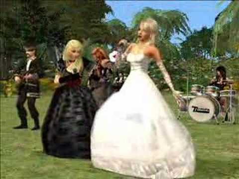 The Sims-2.Film VAMPIRES a part the third.