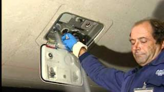 Airbus A320 Potable Water Tank Servicing - Normal Filling