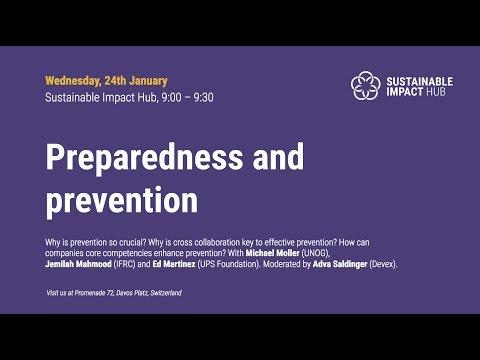 STREAM: Preparedness & Prevention