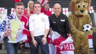 Unofficial England Song - Why we chant ENGLAND!!