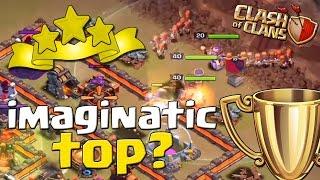[ Clash of Clans ] Le clan Imaginatic toujours au top ??!