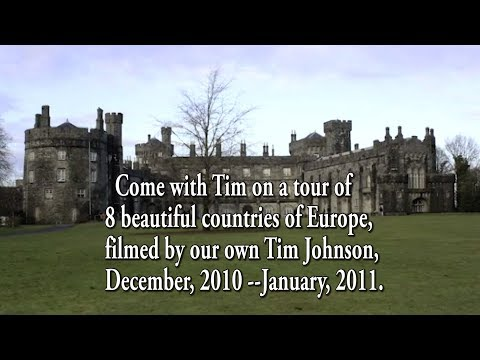 Tim Johnson Tours Europe