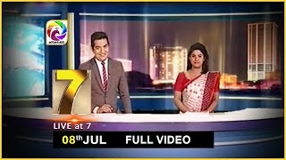 Live at 7 News – 2019.07.08 Thumbnail