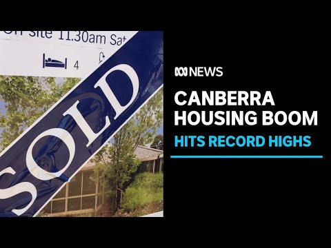 Canberra's booming housing market prices out buyers | ABC News