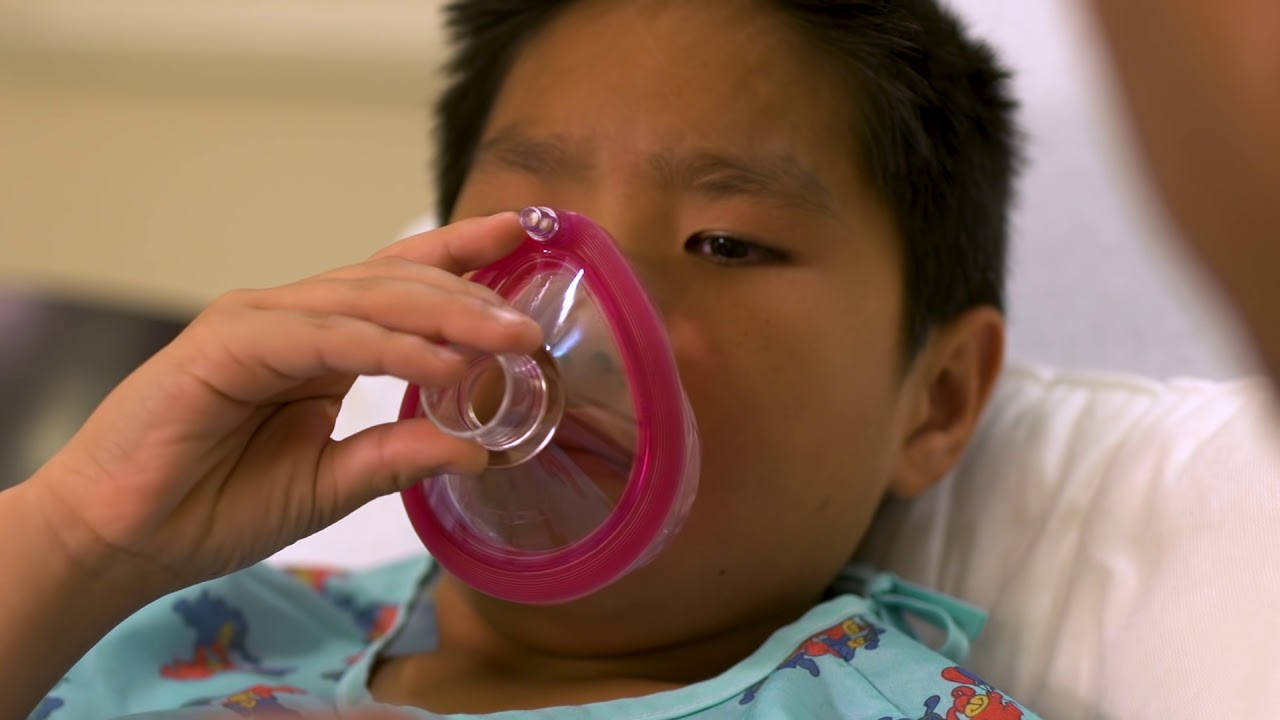 Download Pre-surgery tour for patients at C.S. Mott Children's Hospital
