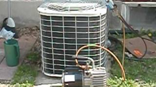 HVAC: Tryin to get  cooling for Little Brother on a Shoestring Budget