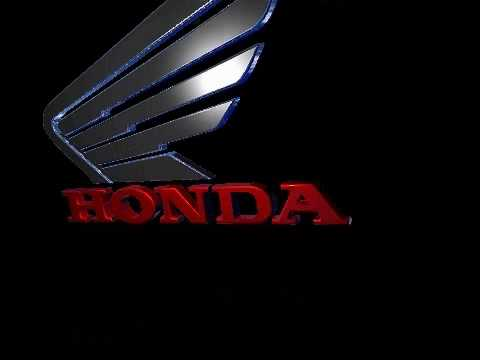 logo honda motos youtube. Black Bedroom Furniture Sets. Home Design Ideas