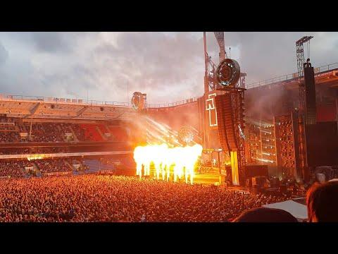 Rammstein - Zeig Dich (Live Ullevaal Stadion, Oslo, Norway - August 18, 2019) HD