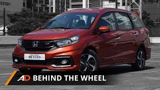 2018 Honda Mobilio 1.5L RS Navi Review  - Behind the Wheel
