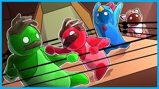 vuclip NANNERS THE NAUGHTY XXX CHICKEN! - Gang Beasts Funny Moments!
