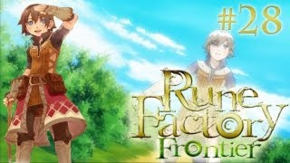 Rune Factory Frontier! Episode #28: Lonely Sky Whale