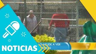 Yadhira Carrillo visitó a Juan Collado en el reclusorio   Un Nuevo Día   Telemundo