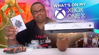 What's on my Xbox One X? [Fall 2019] | Lamarr Wilson