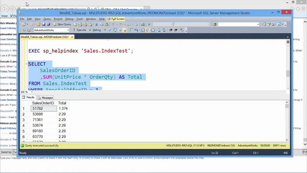 08 -Querying Microsoft SQL Server 2012 - Retrieving SQL Metadata ...