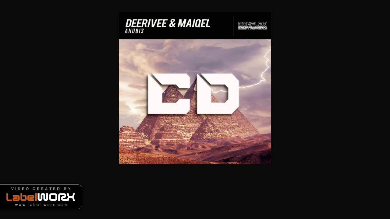 DeeRiVee, MaiQel - Anubis (Original Mix)