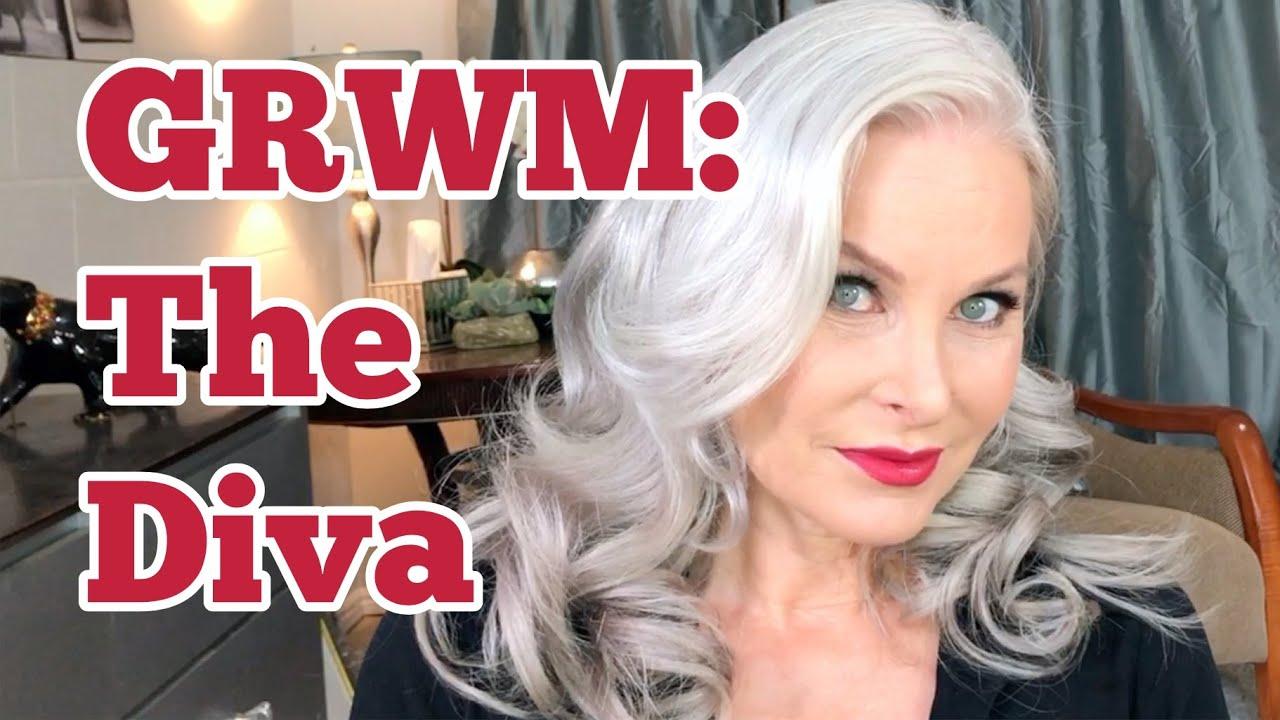 GRWM: The Diva