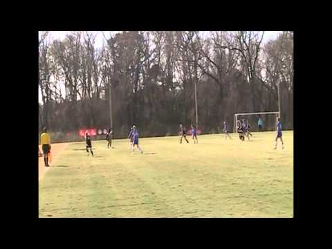 Sydney Mathis US Youth Soccer National League Highlights
