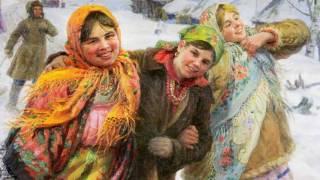 История Масленицы, поделка Солнышко, рецепт блинов! Russian carnival! Cooking Russian pancakes!