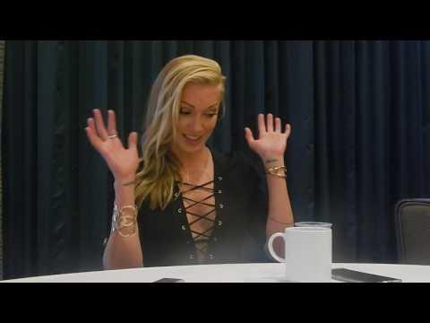 SDCC 2017: Katie Cassidy talks Arrow Season 6