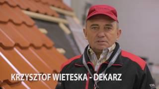 Krzysztof Wieteska o obróbkach blacharskich  Balex Metal